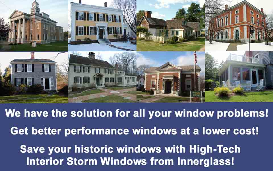 Storm windows commercial residential interior storm - Interior storm windows for old houses ...